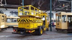 Réorganisation des véhicules dans le Hall Michel Leprince